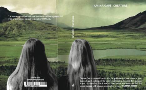"Amina Cain, ""Creature"""