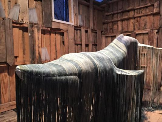 "Sarah Knouse's ""Whale"""